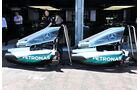 Mercedes - Formel 1 - GP Monaco - 27. Mai 2016