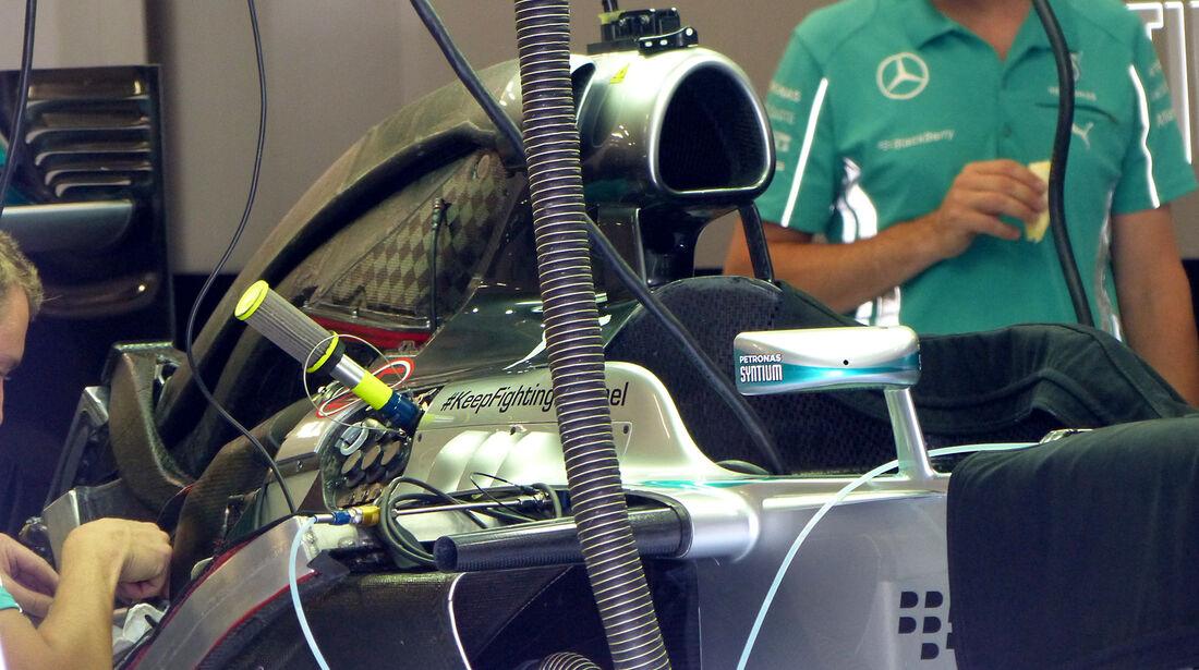 Mercedes - Formel 1 - GP Österreich - 18. Juni 2014