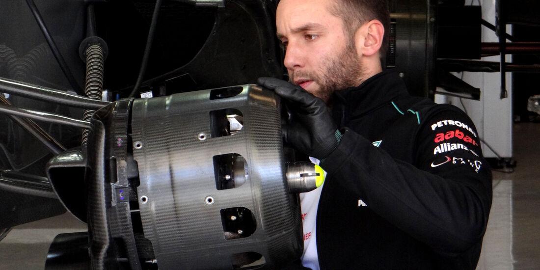 Mercedes - Formel 1 - GP USA - Austin - 16. November 2012