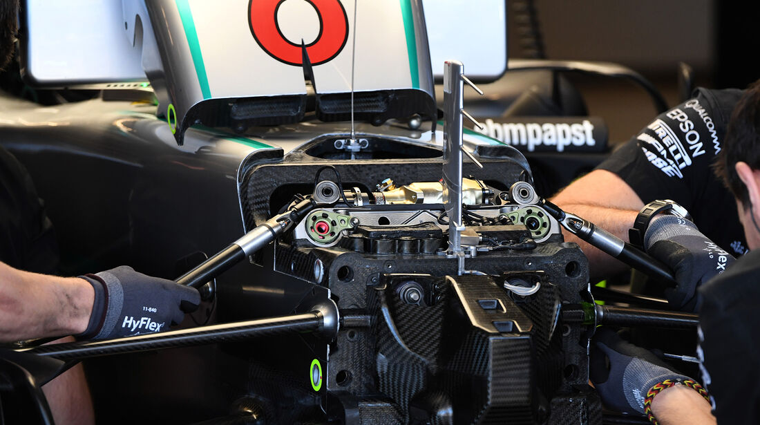 Mercedes - Formel 1 - GP USA - Austin - 21. Oktober 2016