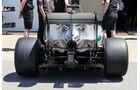 Mercedes - Formel 1 - Heckflügel