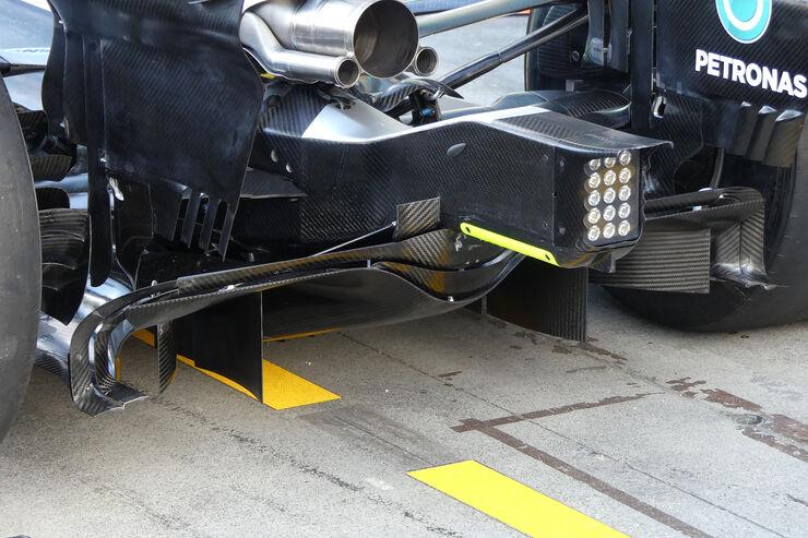Mercedes-Formel-1-Technik-GP-Australien-