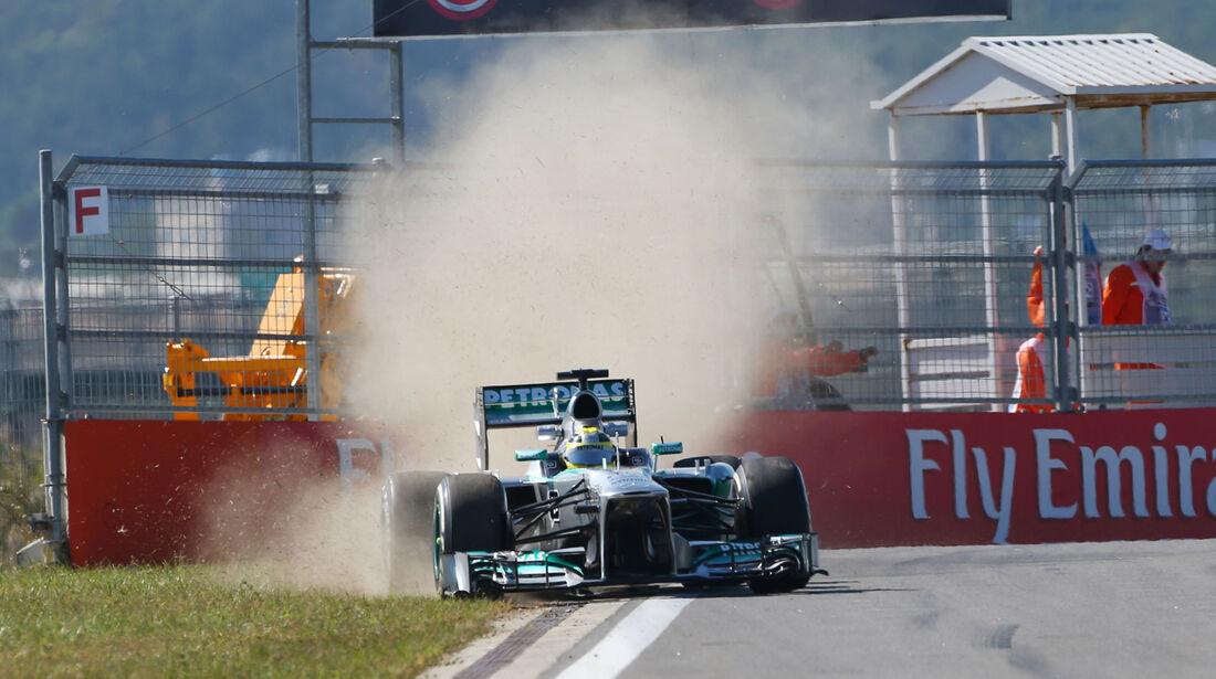 Mercedes - Formel 2013