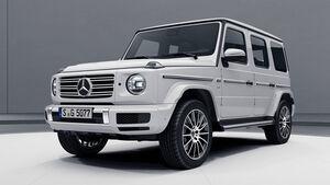 Mercedes G-Klasse AMG Line