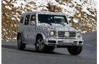 Mercedes G-Klasse Erlkönig