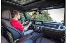Mercedes G-Klasse G500 AMG G63 Fahrbericht 2018