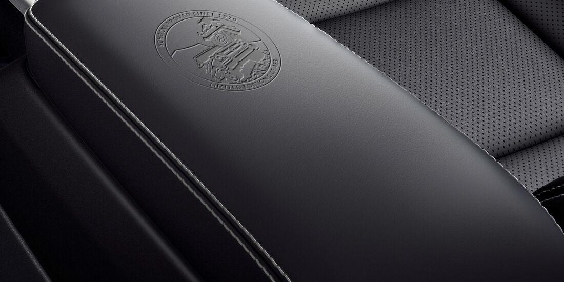 Mercedes G-Klasse Limited Edition 2017
