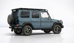Mercedes G-Klasse Limited Edition 2017