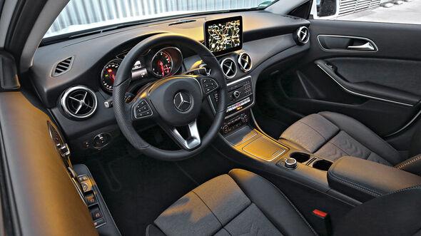 Mercedes GLA 200 Style, Exterieur