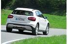 Mercedes GLA 220 4Matic, Heckansicht