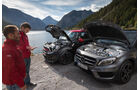 Mercedes GLA 250 4Matic, Mini Countryman JCW All4,