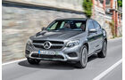 Mercedes GLC 250 d 4Matic Coupé, Frontansicht