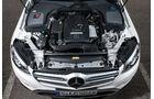 Mercedes GLC 350 e, Motor