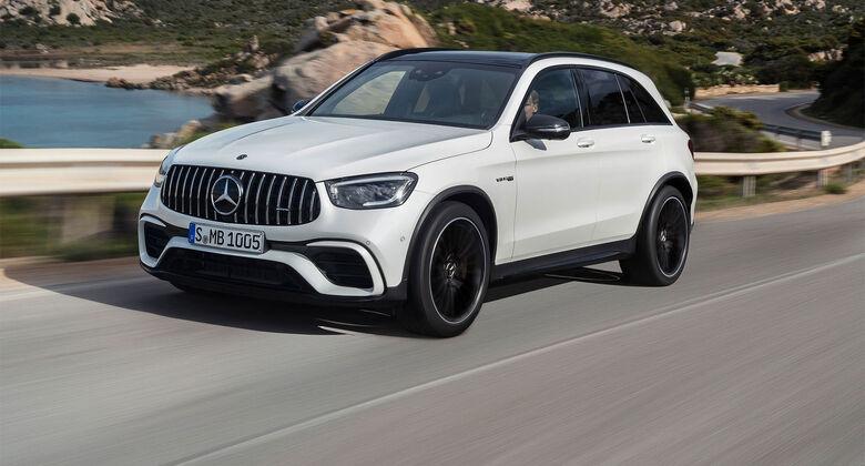 Mercedes GLC 63 4MATIC Facelift 2019