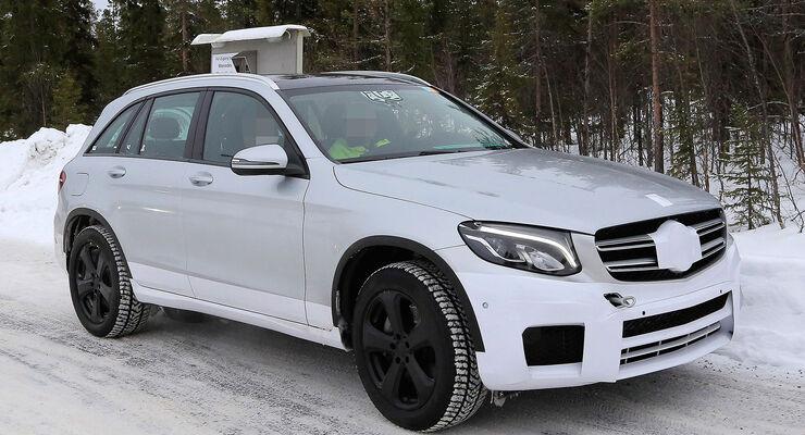 Mercedes Eqc Erlk 246 Nig Erster Elektro Suv Ab 2018 Auto