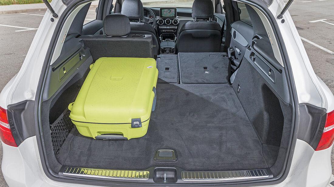 Mercedes GLC Kofferraum