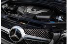 Mercedes GLE 350 d 4Matic Coupé, Motor