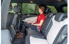 Mercedes GLE 350 d, Fondsitz, Beinfreiheit