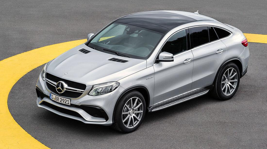 Mercedes GLE AMG 63 S Coupé
