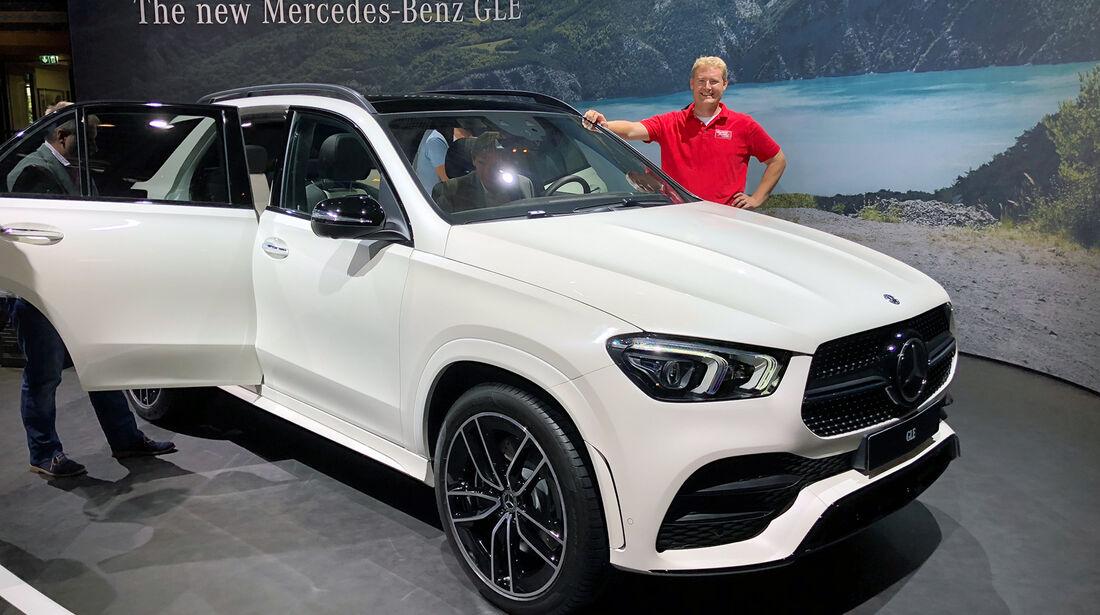 Mercedes GLE Marcel Sommer