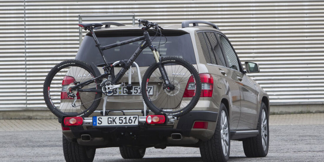 Mercedes GLK 250 CDI 4matic Heckträger
