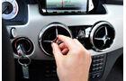 Mercedes GLK, Lüftungsdüsen