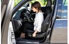 Mercedes GLK, Sitzeinstellung