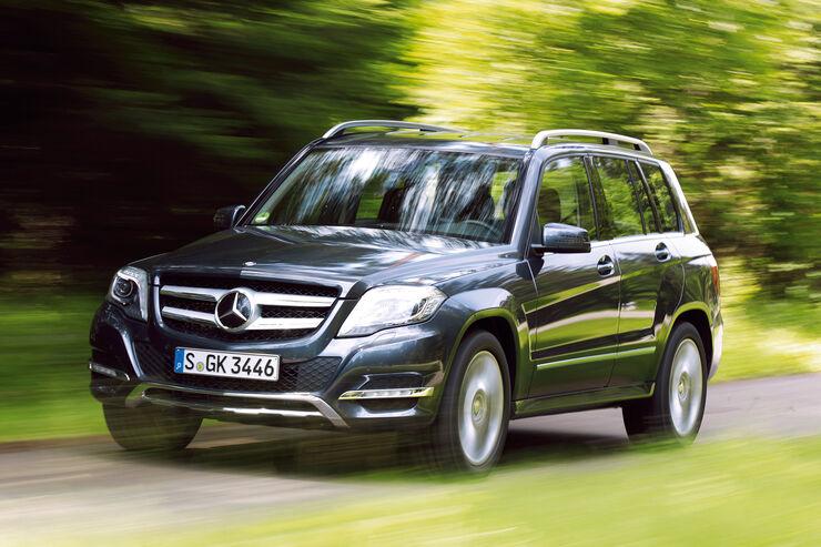 Mercedes Glk Auto Motor Und Sport