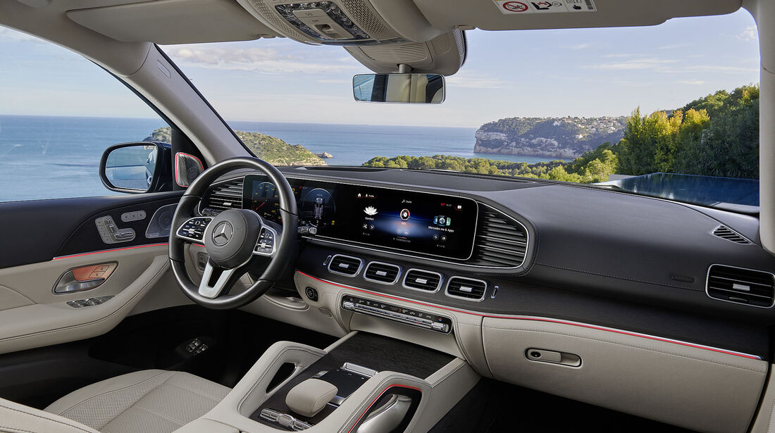 Mercedes GLS 400 d 4MATIC 2019