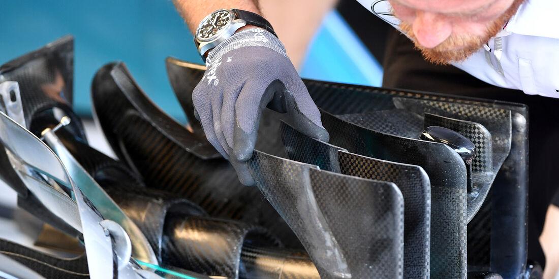 Mercedes - GP Belgien - Spa-Francorchamps - 24. August 2018