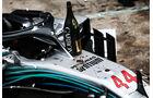 Mercedes - GP Brasilien 2018 - Rennen