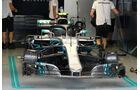 Mercedes - GP Brasilien - Interlagos - Formel 1 - Freitag - 9.11.2018