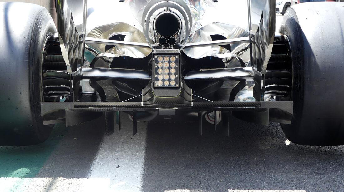 Mercedes - GP Brasilien - Sao Paulo - Interlagos - Donnerstag - 10.11.2016