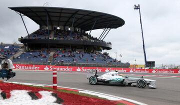 Mercedes - GP Deutschland 2012 - Nürburgring