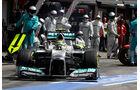 Mercedes GP Deutschland 2012
