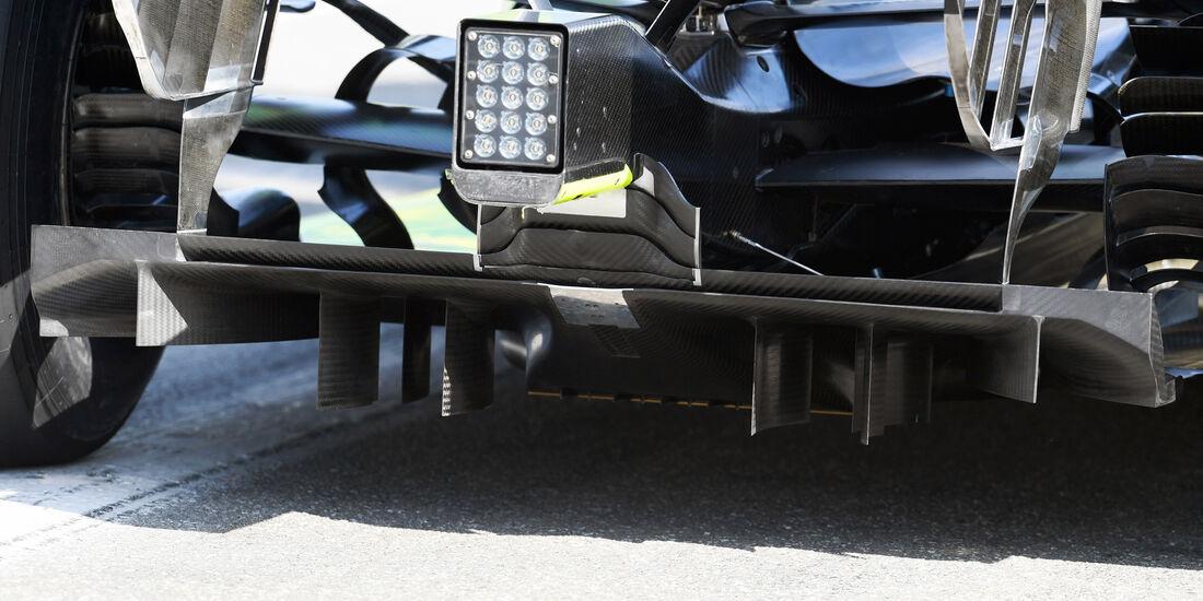 Mercedes - GP Deutschland - Formel 1 - 29. Juli 2016