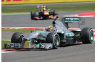 Mercedes - GP England 2013