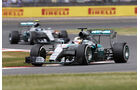 Mercedes - GP England 2015