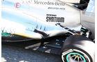 Mercedes GP, Formel 1-Test, Jerez, 7.2.2013