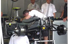 Mercedes GP Italien 2010