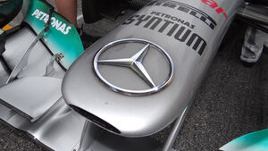 Mercedes GP Malaysia 2012