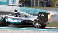 Mercedes - GP Malaysia 2016