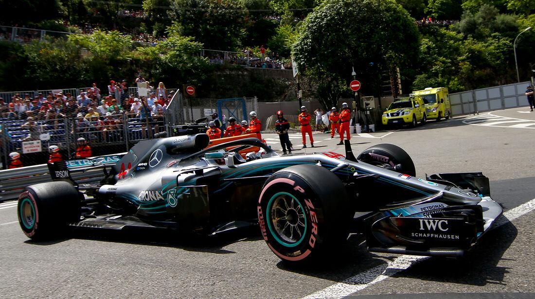 Mercedes - GP Monaco 2018