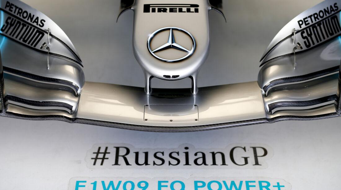 Mercedes - GP Russland 2018