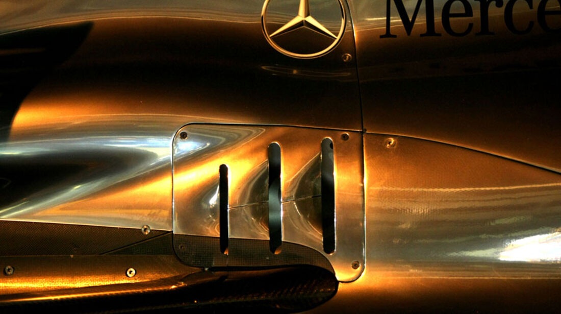 Mercedes - GP Singapur - 23. September 2011