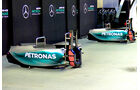 Mercedes - GP Singapur - Formel 1 - 16. September 2015