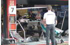 Mercedes - GP Spanien - Samstag - 9.5.2015