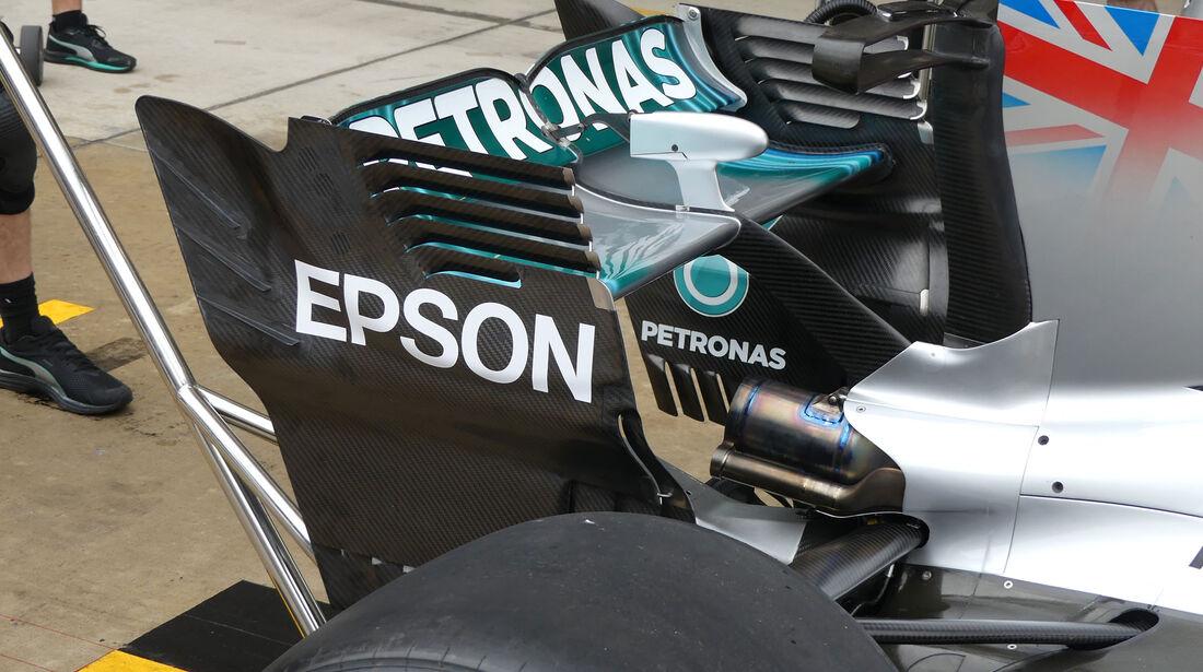 Mercedes - GP USA - Austin - Formel 1 - Freitag - 20.10.2017