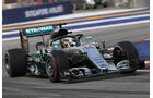 Mercedes - Halo-Test - Formel 1 - 2016