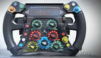 Mercedes Lenkrad 2013 - Piola F1